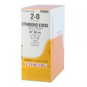 ETHIBOND 2-0 V-7 1H 90 CMS