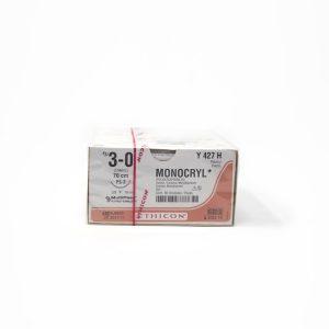 MONOCRYL INCOLORO 3/0 PS-Z 3/8 C/36