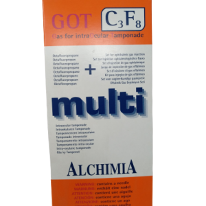 CILINDRO DESECHABLE GAS C3F8 50 ML ALQUI PIEZA