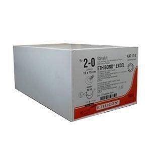 ETHIBOND 2/0 V5 TAPERCUT C/12